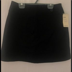 St Johns Bay Black Skort, Size 8, NWT